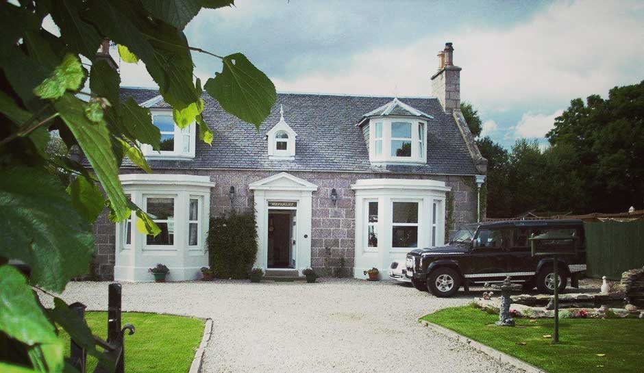 Waverely Villa - Granton-on-Spey